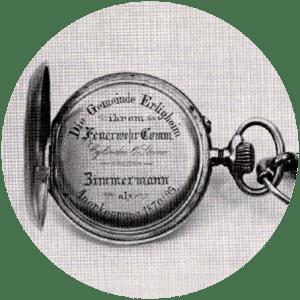 Gründung Feuerwehr Erligheim