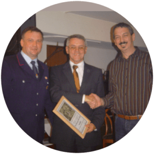 Ehrenmitgliedsernennung