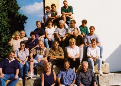 1999 - Ausflug in den Bayrischen Wald
